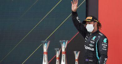 Fórmula 1 GP de España 2021: triunfo de Hamilton
