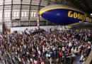 El dirigible Goodyear, una historia de innovación