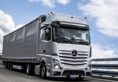 Nuevo Actros de Mercedes-Benz