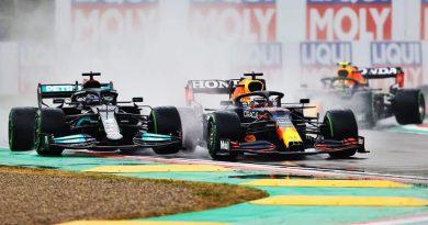 Max Verstappen gana el GP de Imola