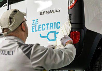 Renault Group crea Renault ElectriCity