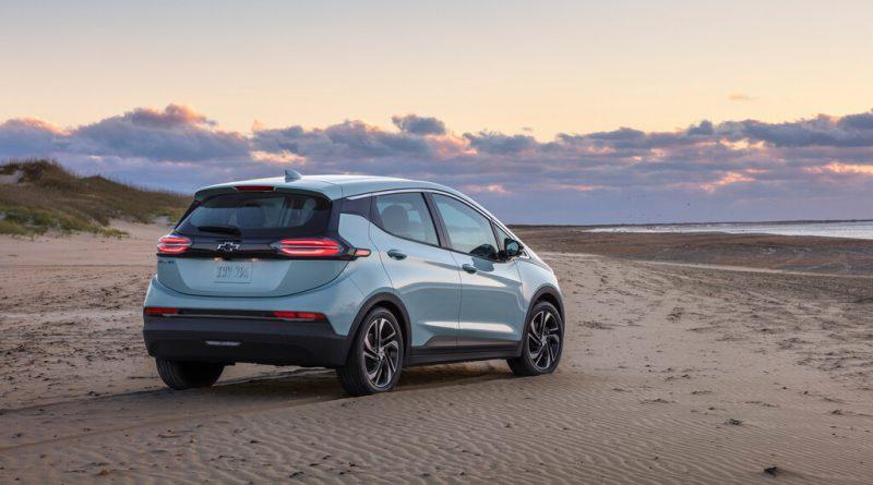 GM invierte 35.000 millones de dólares en eléctricos