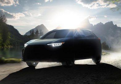 Solterra es el nombre del próximo eléctrico de Subaru