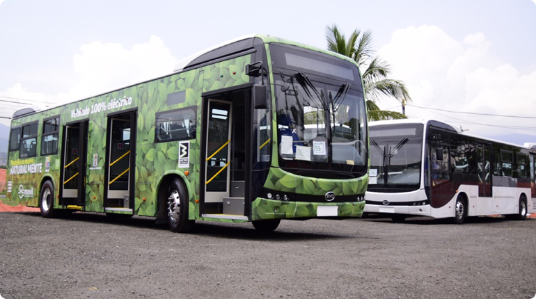 BYD Colombia