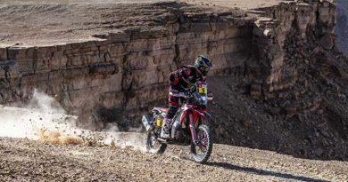 Tras la jornada de duelo, se retomó la competencia en el Dakar