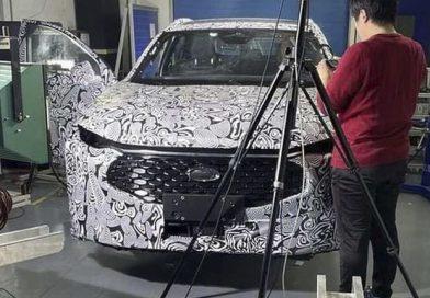 Ford alista el Fusion crossover