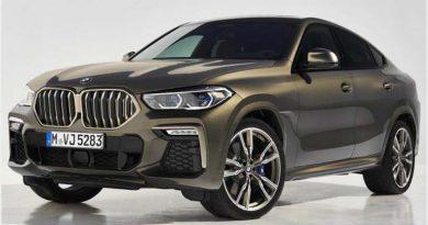 BMW X6, Comportamiento deportivo y atractivo diseño